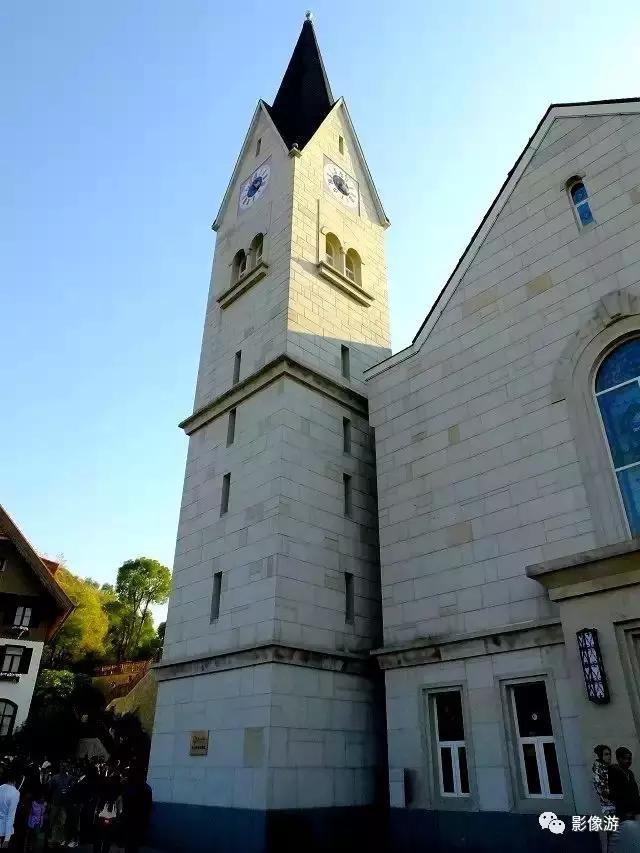 探访于身边的欧洲攻略逃脱广东惠州奥地利小镇风情密室隐藏3v攻略大厦第三关小镇图片