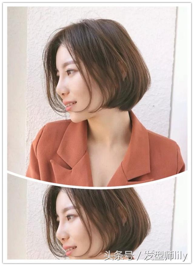 史上最瘦脸发型,2018春节烫一款!