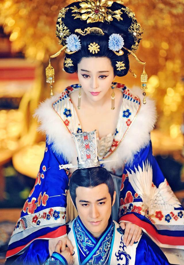 唐太宗李世民遗诏,命武才人出家于感业寺,唐高宗永徽五年(公元654年)