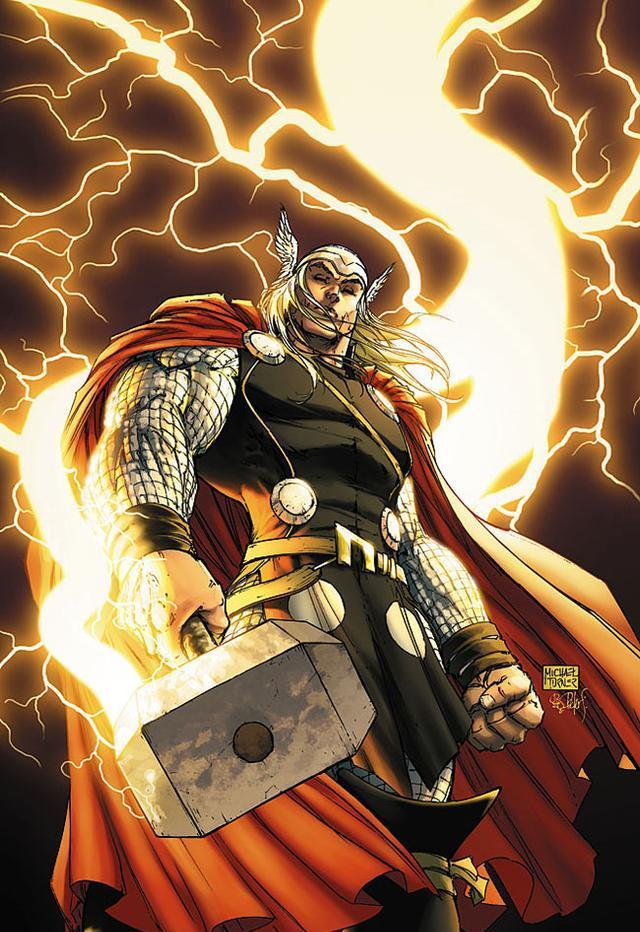 北欧雷电之神