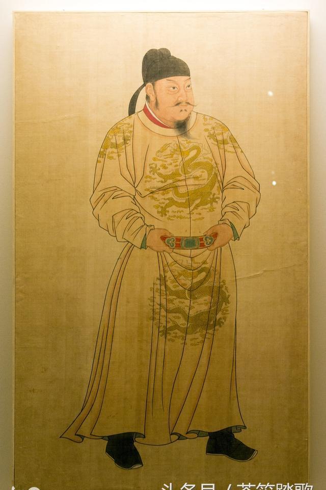 此女嫁了6个帝王;半老徐娘的她,依然让李世民一见倾心