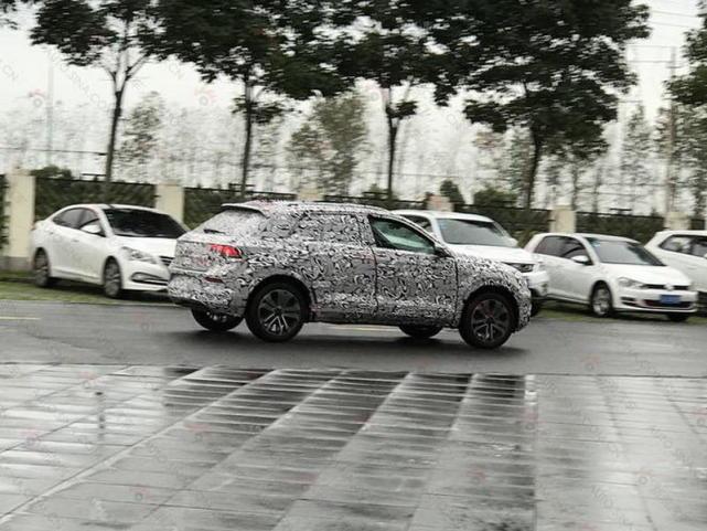 一汽大众终于有SUV了! 首款紧凑级车型将7月上市