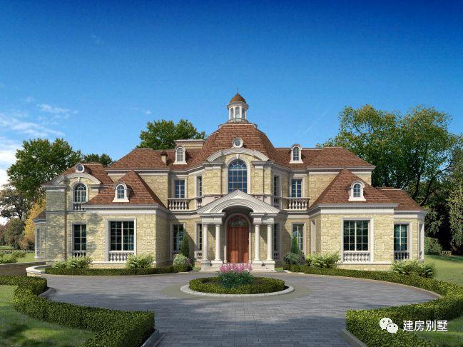 12款别墅庄园图片,享受兼奢华,这样的v别墅叫张扬效果别墅西湖人生图片