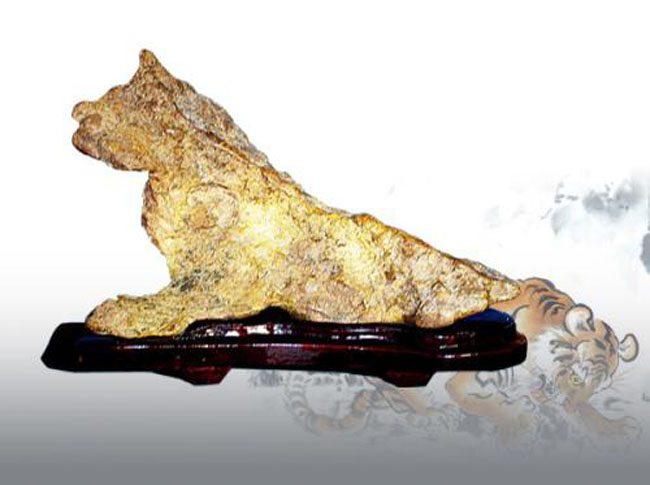 十二生肖精品奇石终于集全了,价值堪比圆明园十二兽之首图片