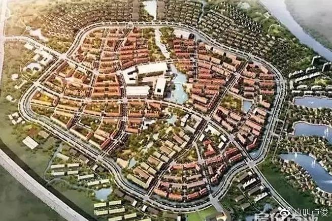 嘉定的安亭新镇,德式的整体规划从下水道开始,真正在构建一个循环