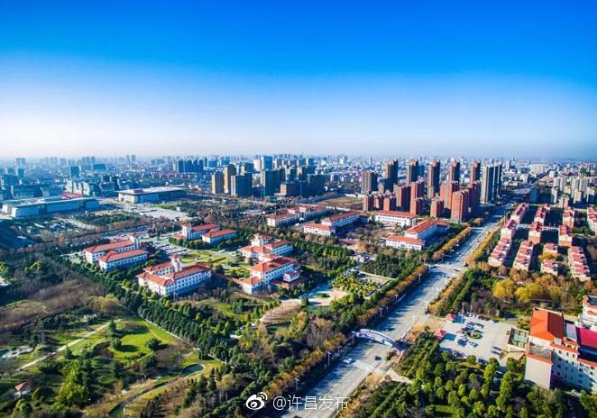 许昌示范区规划图2017