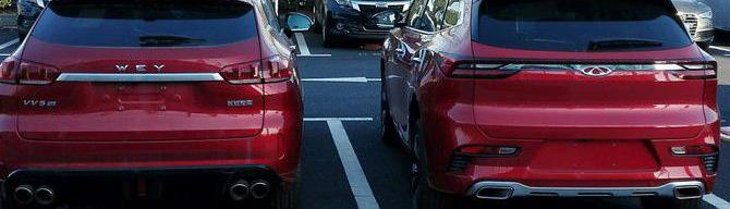 还没上市就怼上了! 最美奇瑞SUV叫板长城魏, 却没把领克放眼里?