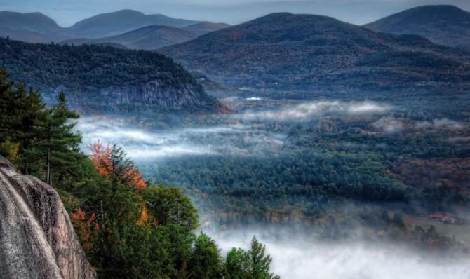 新罕布什尔州:花岗岩州
