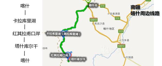 新疆南与北,南疆与北疆图片