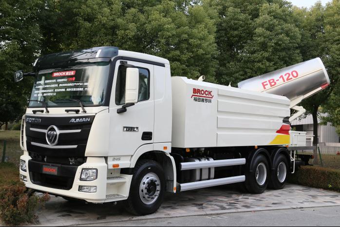 源自德国高端制造,BROCK震撼登场引领中国环境装备全面升级