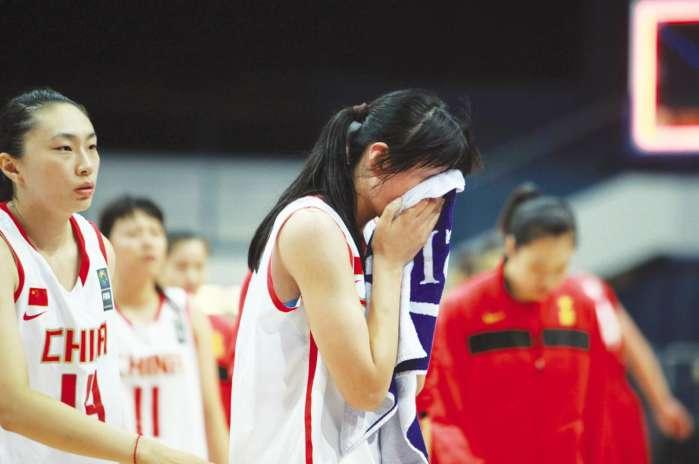 美国可能遇日本,中国女篮世界杯遇死亡赛程或