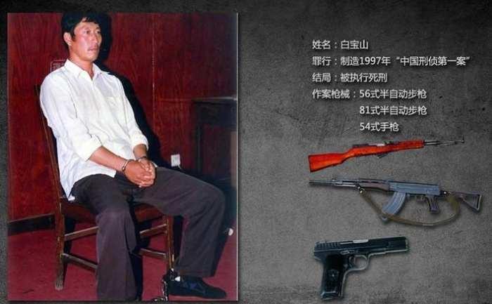 中国的十大杀人狂
