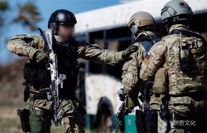俄罗斯特种部队在叙利亚作战视频被曝出,实在是太强悍!