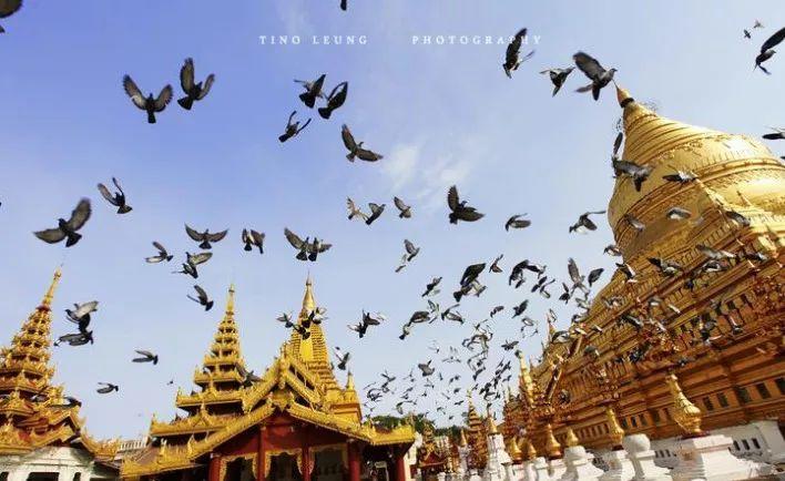 送你一份精致的缅甸旅游攻略!