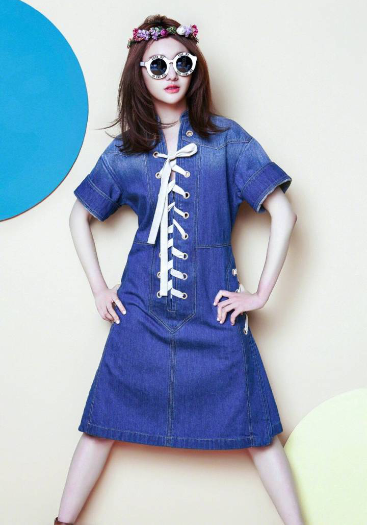 郑爽时尚大片曝光,颜值重回巅峰!