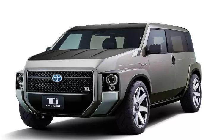 过去一年,丰田用三款概念车告诉你SUV该如何玩跨界