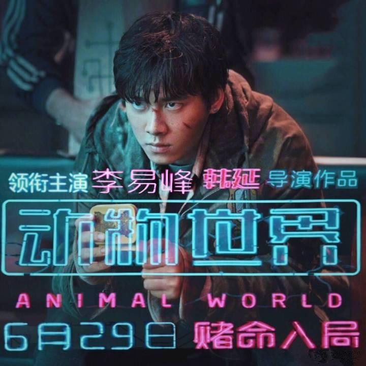 (???)不知道你们期待这部新电影《动物世界》吗?喜欢李易峰吗?   (特别声明:以上文章内容仅代表作者本人观点,不代表新浪看点观点或立场。如有关于作品内容、版权或其它问题请于作品发布后的30日内与新浪看点联系。)