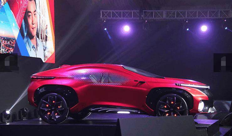 奇瑞原来在憋大招, 概念车FV2030发布, 如果量产, 定会大卖!