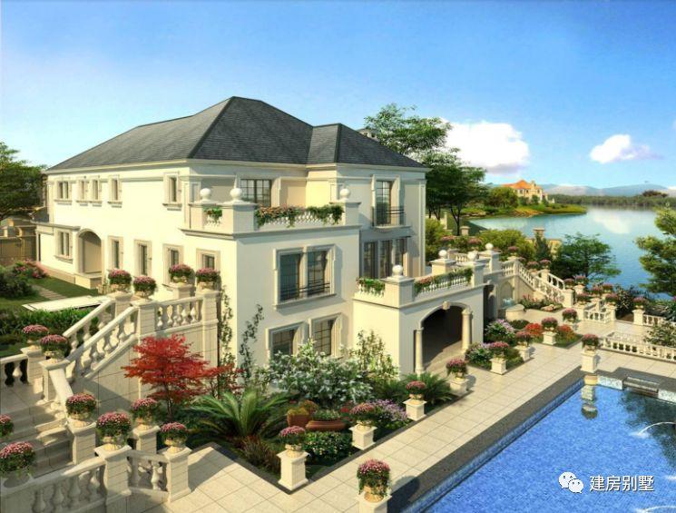 12款别墅庄园效果,享受兼奢华,这样的v别墅叫张扬人生宋祖英别墅湖南图片
