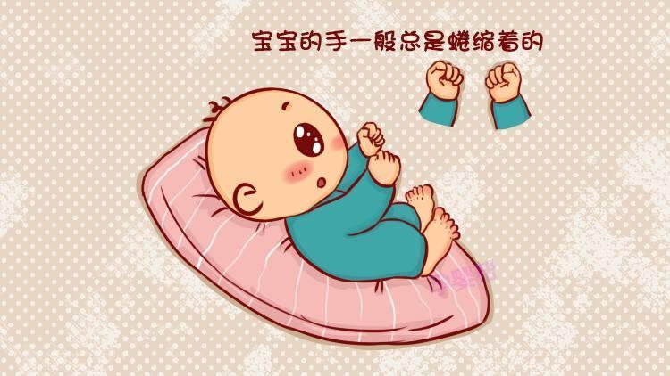 为什么刚出生的宝宝要留下脚印,而不是手印?图片