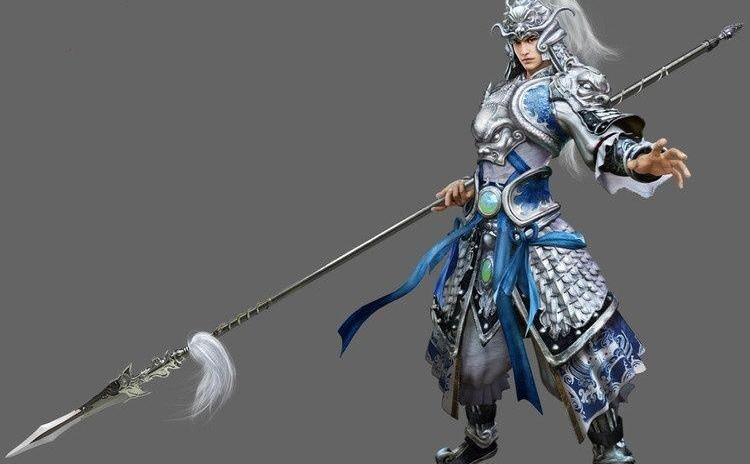 龙胆亮银_三国十大奇门兵器:赵子龙的龙胆亮银枪第六,第一竟是