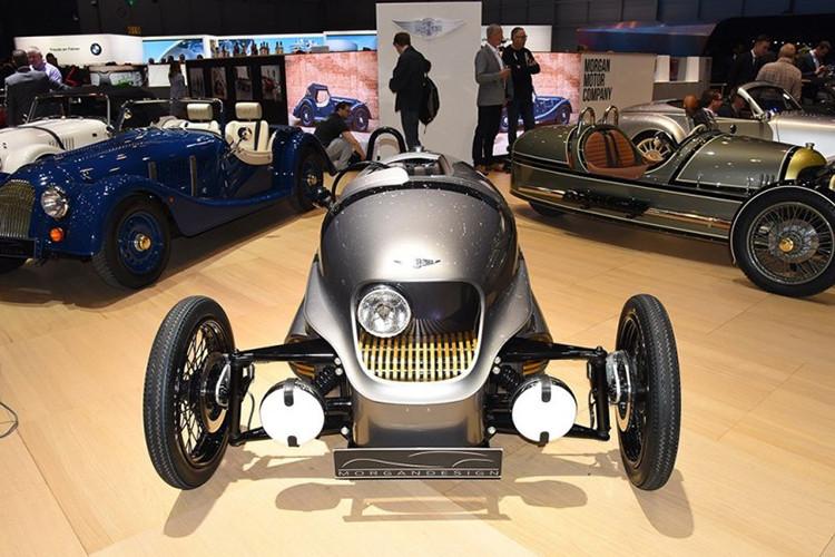 史上最炫酷的电动汽车,原来长这样...