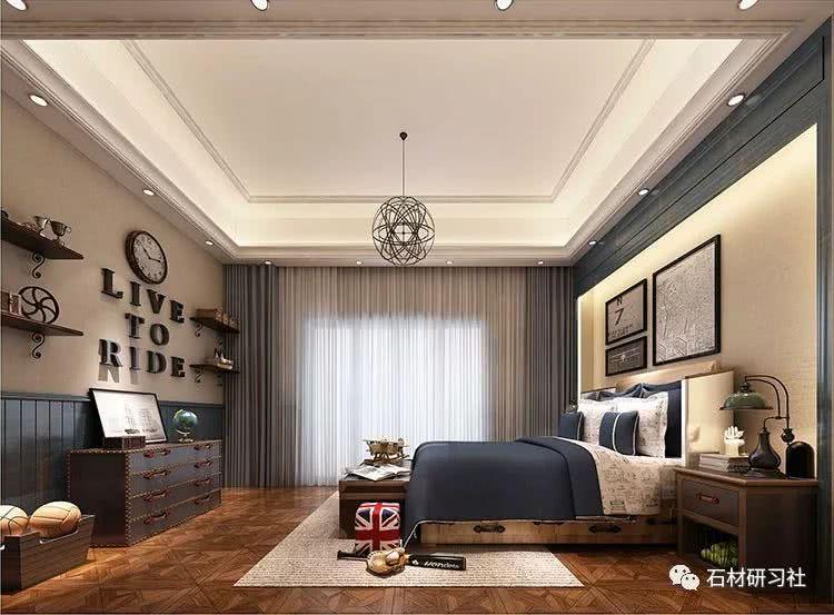 欧式豪宅大理石装饰设计案例!
