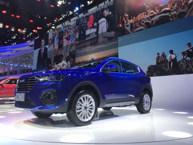 好绝不推轿车的长城汽车的SUV品质究竟怎么样高清图片