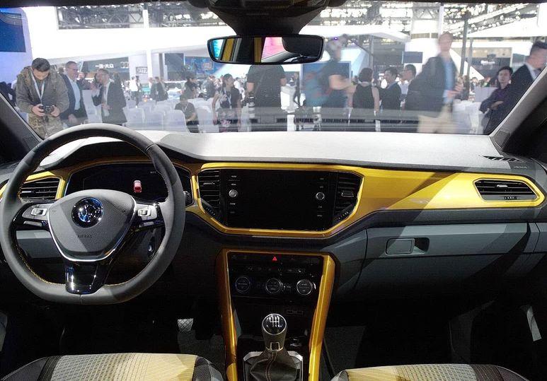 一汽-大众首款SUV已来!标榜着改变的它足够惊艳吗?