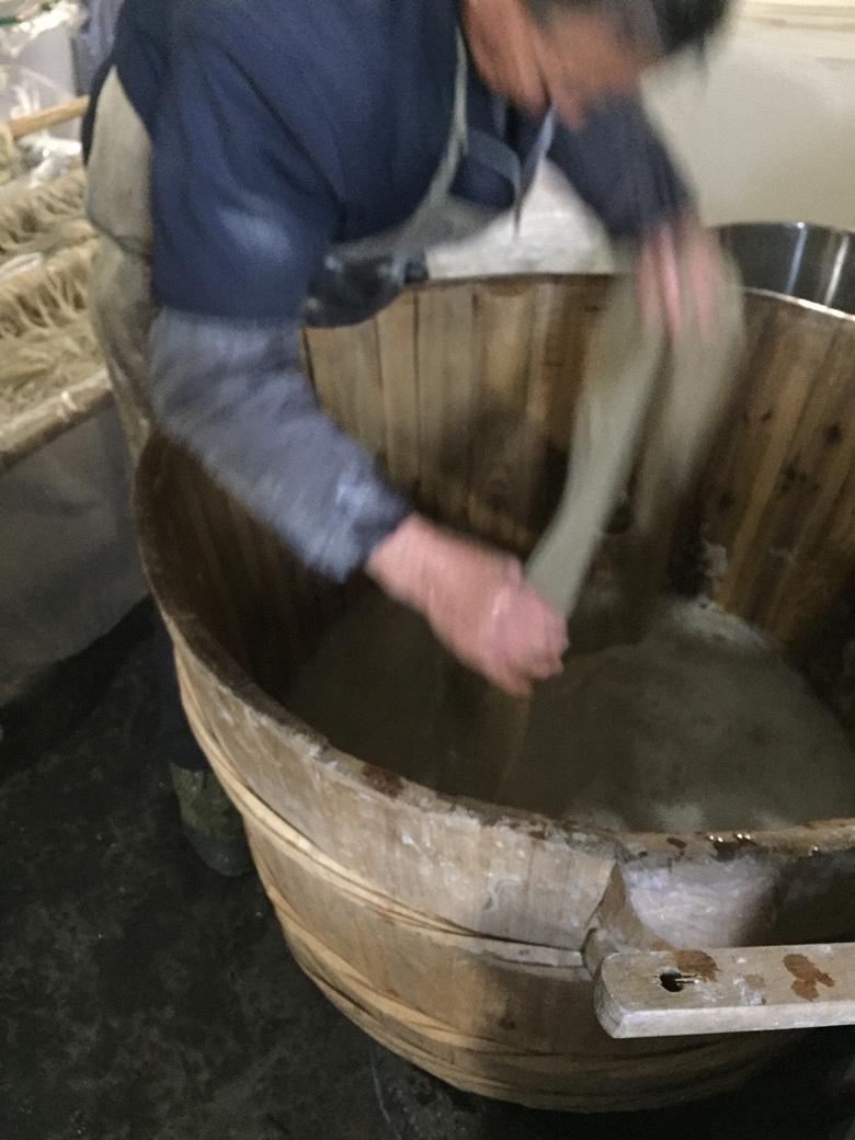 传统纯手工制作的绿豆面,自然晾晒风干而成,采办年货