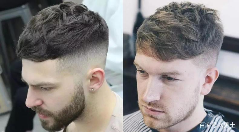 m头型适合做什么样流行的发型 时尚头型流行发型图片