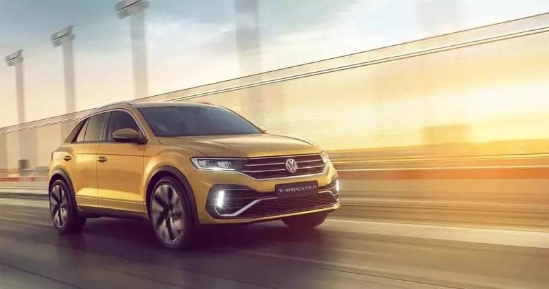 紧凑型SUV领域又添新将,大众T-Rocstar将开启转型模式?