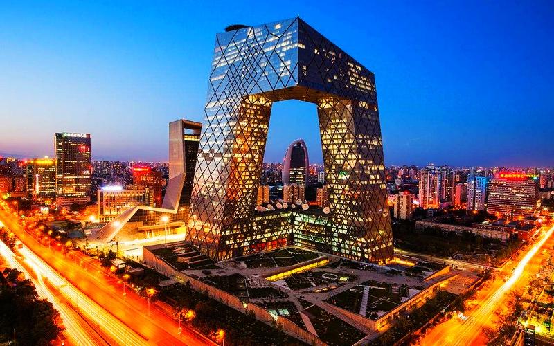 美国人列出最疯狂的中国超级项目,没想到意外发生:被美网友攻击