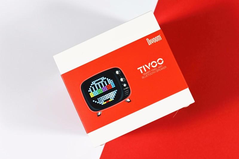 这款Tivoo智能音箱, 你喜欢吗
