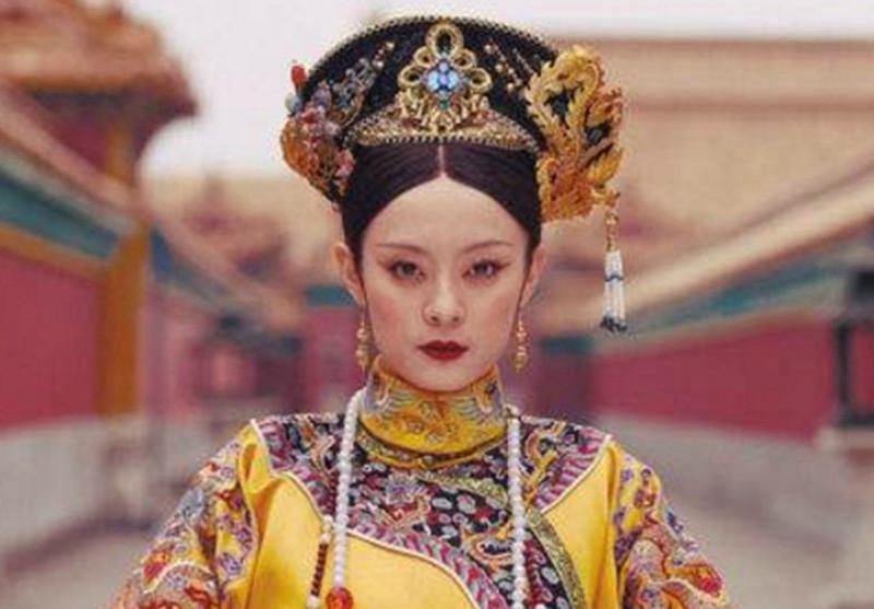 清朝后宫嫔妃等级排行:第五最常见,第三最熟悉,第一称霸后宫