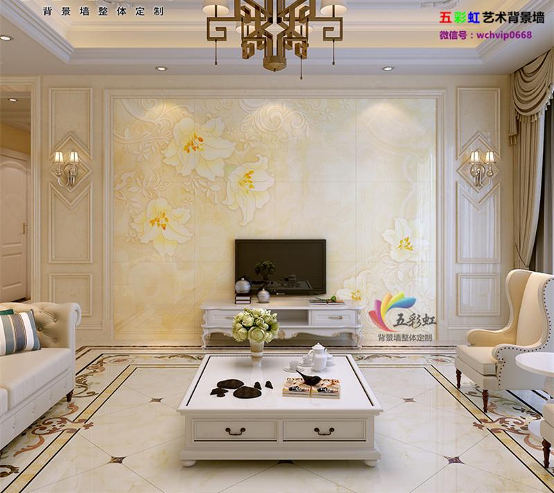代简约背景石护墙板电视先生墙,恋爱微晶的感餐饮cad设计图图片