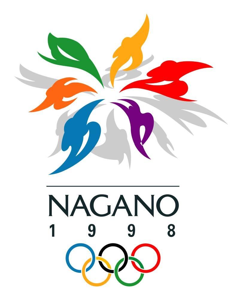 1998年长野冬奥会会徽图片