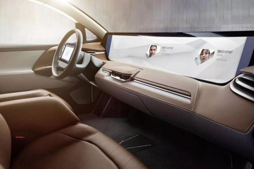 """除了""""全面屏""""这个梗,这款车的首款概念车在设计上算不算出彩?"""