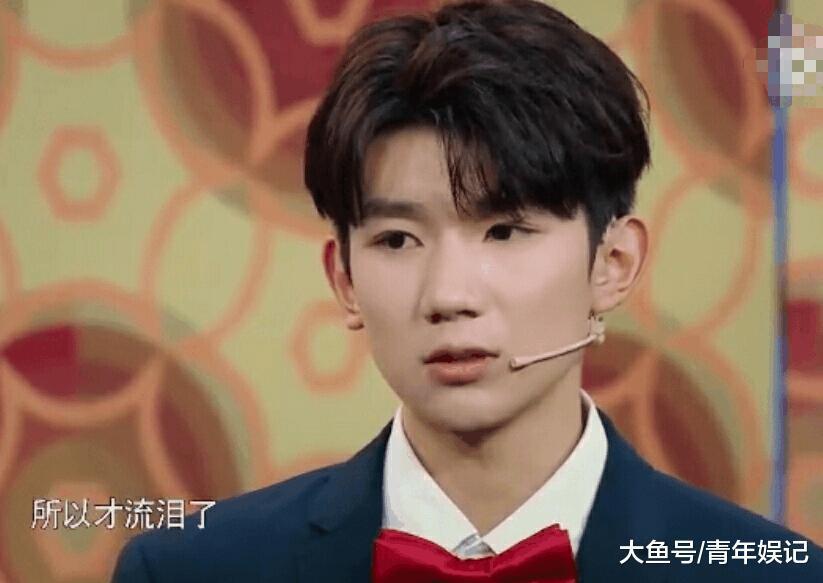 王源潘粤明即兴表演《海洋天堂》 老戏骨张国立大赞王源演技