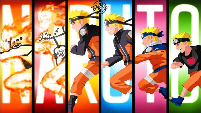 火影忍者, 从小七班到老七班, 在木叶飞舞之处, 就会有火在燃烧!