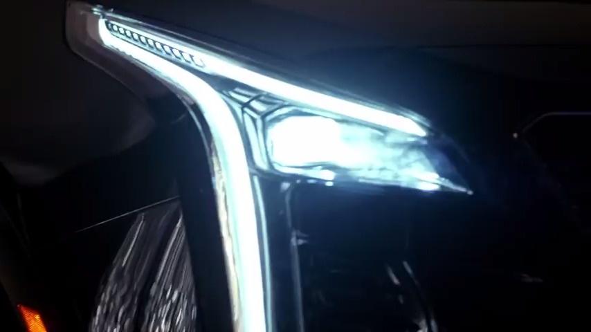 cars01车闻 凯迪拉克XT4预告视频发布,基于全新平台打造,搭载2...