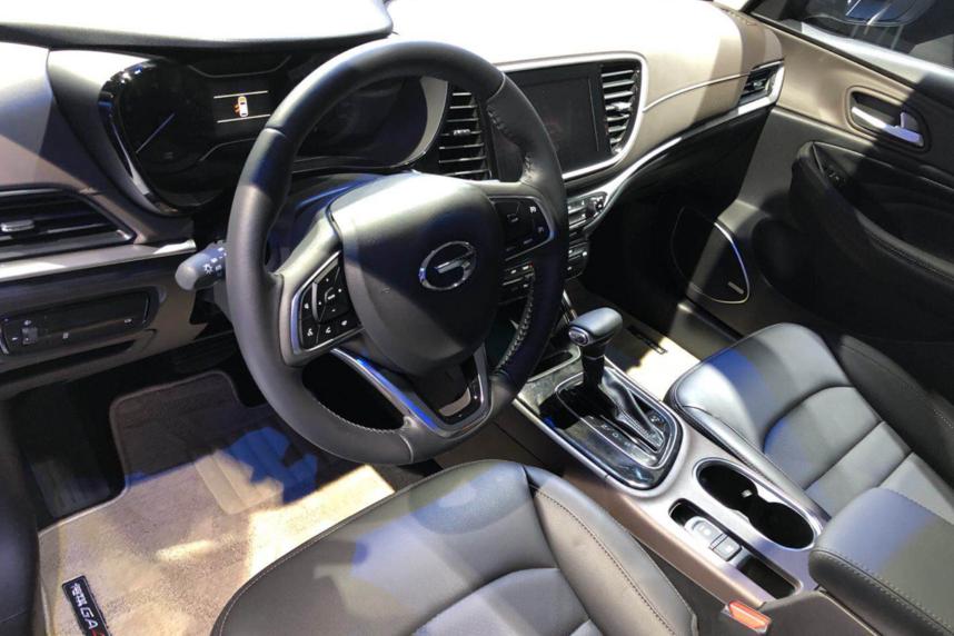 全新紧凑型轿车,广汽传祺GA4正式亮相