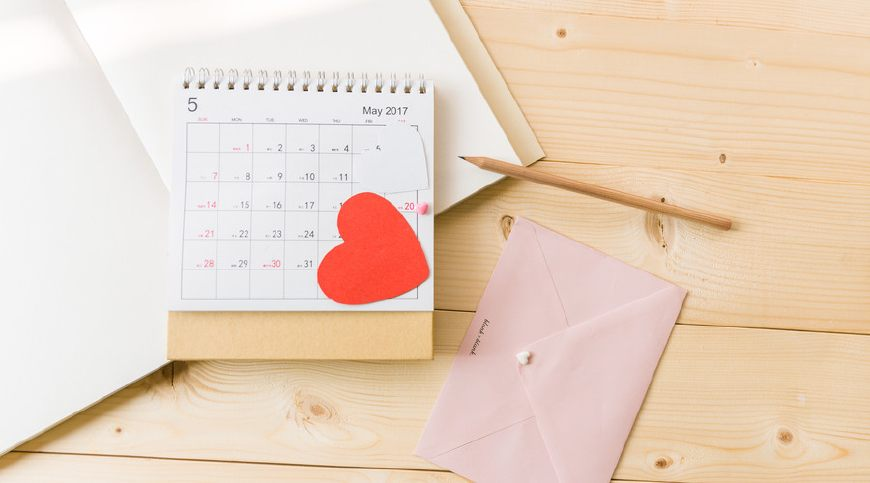 情人节,请记得对你的爱人做这五件事