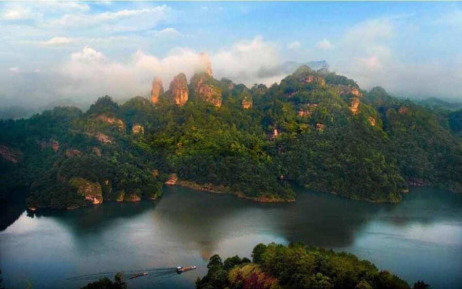 杭州三明市唯一一个风云5A级旅游景区:泰宁风攻略侠客传手游版国家福建图片