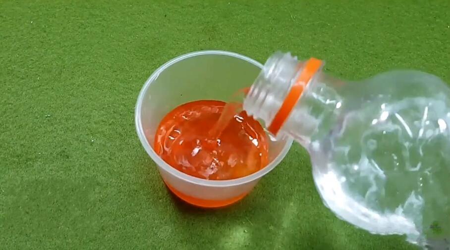 简单几步学会水晶泥制作方法,想知道水晶泥怎么做的速