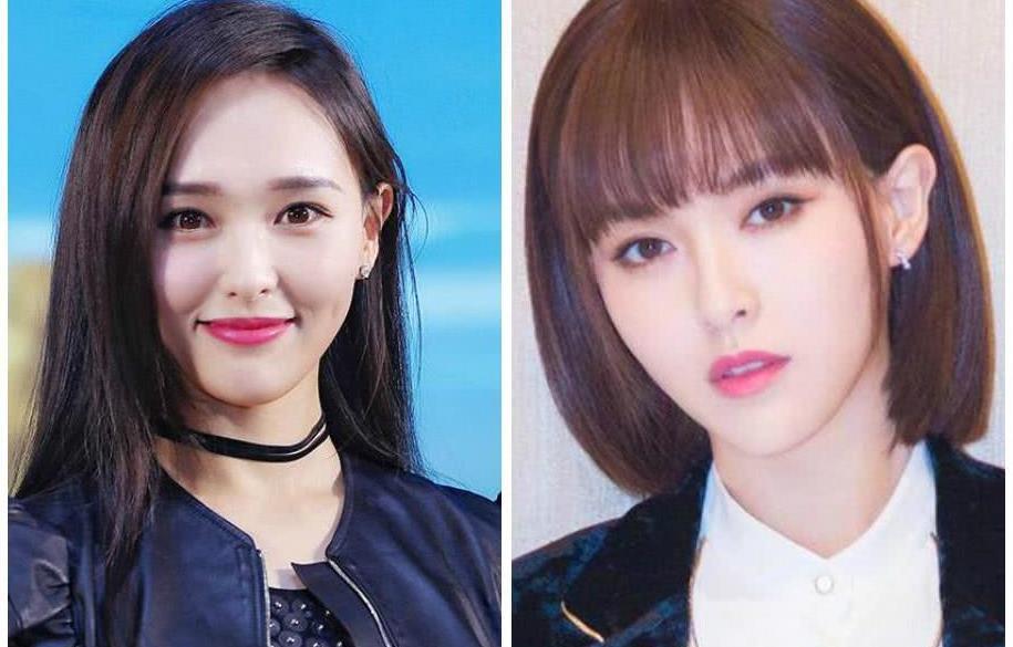 十大女星长发与短发造型对比,看看谁最漂亮?图片