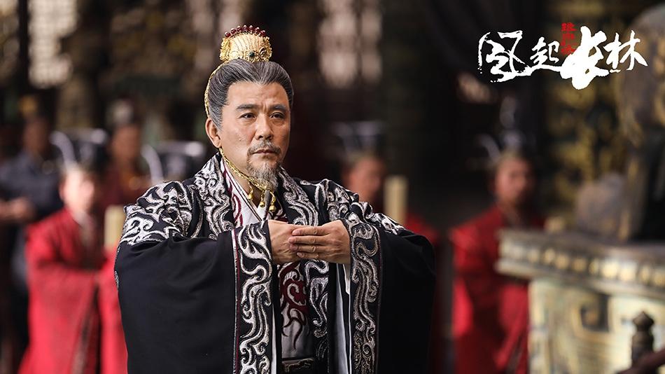 《琅琊榜之风起长林》萧平旌击溃敌军回京受审
