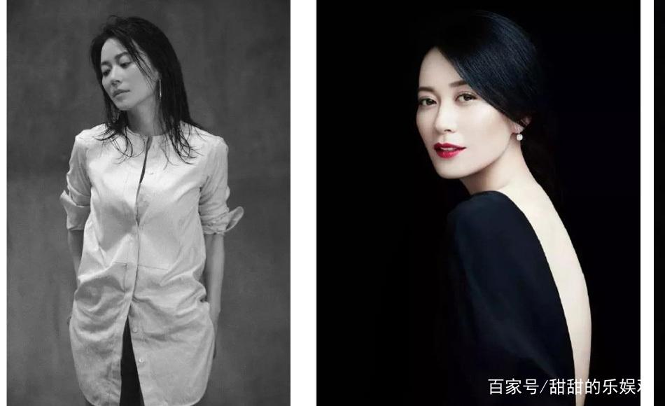 47岁俞飞鸿生活近照,短发职场女强人仍未婚,为拍戏常年在外工作图片