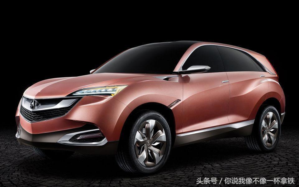 讴歌SUV-X