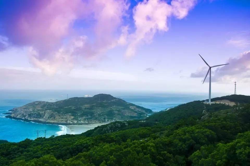 莆田平海湾,福清海坛海峡,平潭大练岛,平潭长江澳等海上风电项目